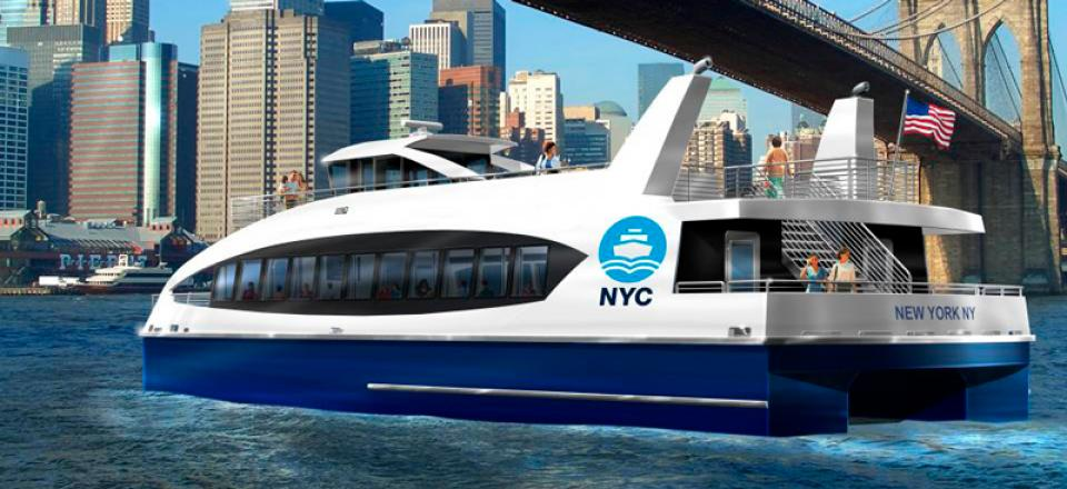 Connexionz wins contract to manage New York ferry service